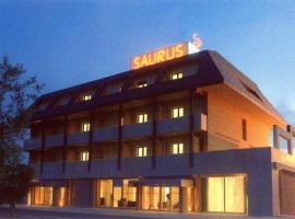Saurus Hotel, hotel ad Altamura