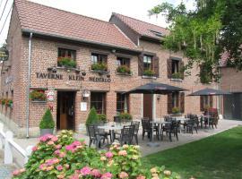 Hotel Klein Nederlo, hotel in Vlezenbeek