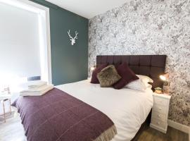 The Torfin, pet-friendly hotel in Edinburgh