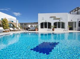 Zannis Hotel, отель в Миконосе