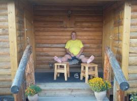 Baikal Family Hostel, pet-friendly hotel in Ust'-Barguzin
