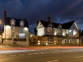 Linden House Stansted, hotel near London Stansted Airport - STN,