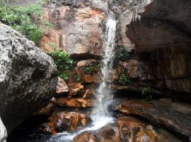 Casa das Cachoeiras, homestay in Lençóis