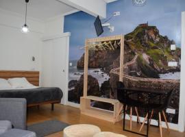 Maite Urban Dreams, hotel near Bilbao Exhibition Centre, Barakaldo