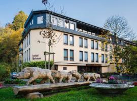 Hotel Brimer, Hotel in der Nähe von: Dinosaurierpark Teufelsschlucht, Grundhof