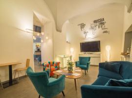 Airone Hotel, hotel near Teatro Bellini, Naples