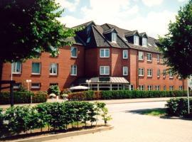 Hotel Heuberg, hotel near Hamburg Airport - HAM, Norderstedt