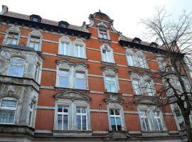 ART mieszkanie blisko dworca w sercu Walbrzycha ART flat near train station Walbrzych Miasto, apartment in Wałbrzych