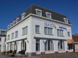 SEA YOU Hotel Noordwijk, hotel near Azzurro Wellness, Noordwijk aan Zee