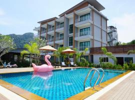 Aonang Sea Valley Resort, Hotel in Strand Ao Nang