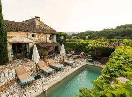 Villa Grenache avec services, hotel sa Ménerbes