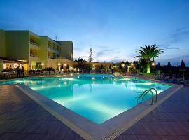 Eleftheria, hotel near Agios Dimitrios Church, Agia Marina Nea Kydonias