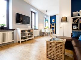 New Hermitage Apartments, hotel with jacuzzis in Saint Petersburg