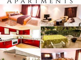 Mahdia Place Apartments, apartment in Mahdia