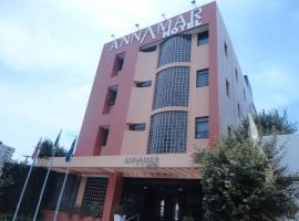 Annamar Hotel, hotel near Manaira shopping, João Pessoa