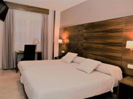 Hotel Escudero, hotel en Ciudad Real