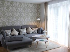 Ferienanlage Villa Maare, appartement in Gillenfeld