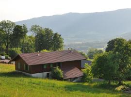 Le Green Chalet, hôtel à Villard-sur-Boëge près de: Télésiège du Darandet