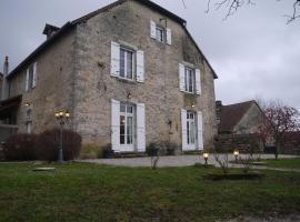 MAISON D'EUSEBIA, maison d'hôtes à Château-Chalon