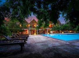 Elephas Resort & Spa, hotel in Sigiriya