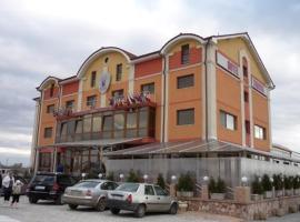 Hotel Transit, hotel in Oradea