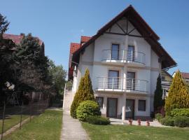 Anita Apartmanház, apartment in Balatonfüred
