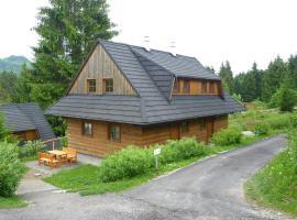 Drevenica u Maťa, Terchová, apartment in Terchová