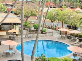 Uncle Billy's Kona Bay Hotel, hotel in Kailua-Kona