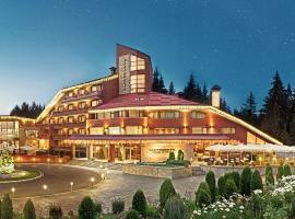 Hotel Yastrebets Wellness & Spa, hotel in Borovets