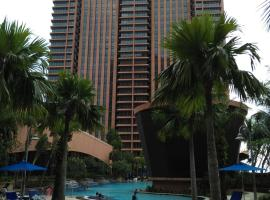 Grand service apartment @ Time Square, apartment in Kuala Lumpur