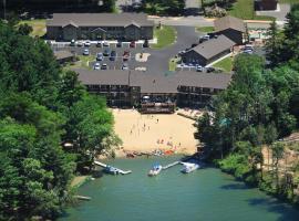 Bakers Sunset Bay Resort, resort in Wisconsin Dells