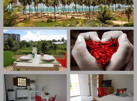 Flats Praia do Paiva, hotel near Costa Dourada Shopping Mall, Cabo de Santo Agostinho