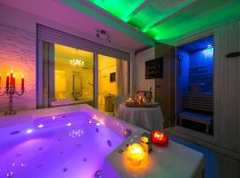 Suites Roma Tiburtina, hotel a Roma