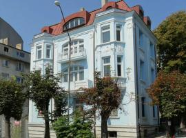 Family Hotel Belle Epoque Beach, hotel near Palace of Culture and Sports, Varna City