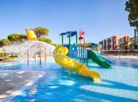 Hipotels Barrosa Garden, hotelli kohteessa Chiclana de la Frontera lähellä maamerkkiä Playa La Barrosa -ranta