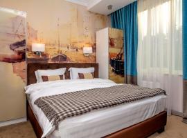 ZENTRUM Hotel, hotel in Chişinău