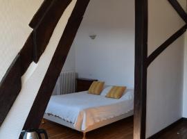 Abbaye de Valloires, hotel en Argoules