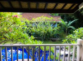 Pondok Anggrek Putih, guest house in Senggigi