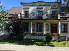 Hotel Restauracja Willa Radwan, hotel in Aleksandrów Kujawski