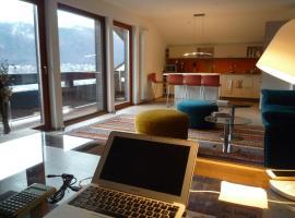 Villa Bellevue: Apartment N°1, Ferienwohnung in Ossiach
