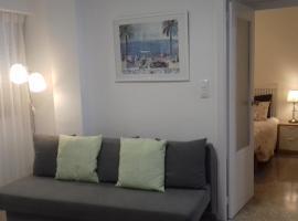 APARTAMENTO CENTRO RUZAFA WiFi PARKING, apartament o casa a València