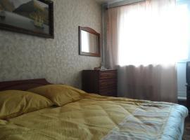 2 Rooms Apartment VDNH, hotel near Belokamennaya MCC Station, Moscow