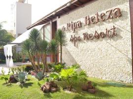 Pipa Beleza Suítes, homestay in Pipa