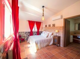 Casa Rural Encinar de las Flores, hotel in Los Navalucillos