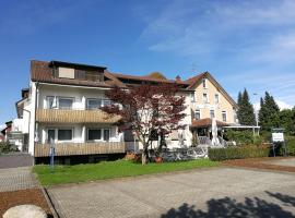 Hotel Löwen, Hotel in Meckenbeuren