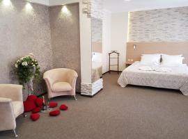 Отель Визит, отель в Перми