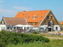 Hotel Posthuys Vlieland, hotel near Drenkelingenhuisje, Oost-Vlieland
