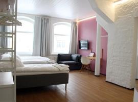Place to Sleep Hotel Rauma, hotelli kohteessa Rauma