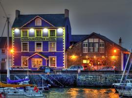 Harbourmaster Hotel, hotel in Aberaeron