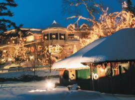 Mirror Lake Inn Resort and Spa, accessible hotel in Lake Placid
